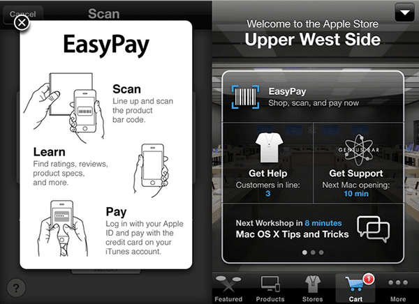 Apple EasyPay