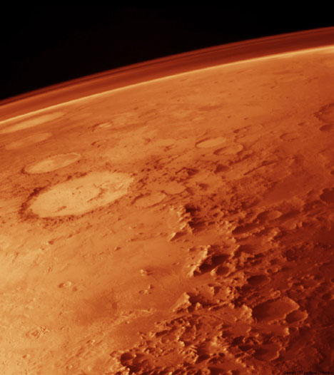 an introduction to the geology of mars by nasa The amazing red planet quick look grade level: 8  weather and geology  continues to study whether life has ever been present on mars, while the nasa.