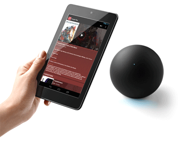 Google Nexus Q