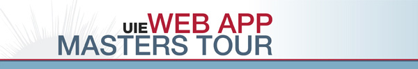 Web App Masters Tour