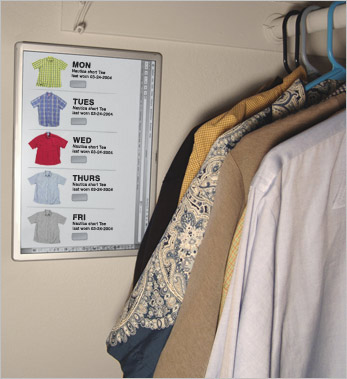 wardrobe manager