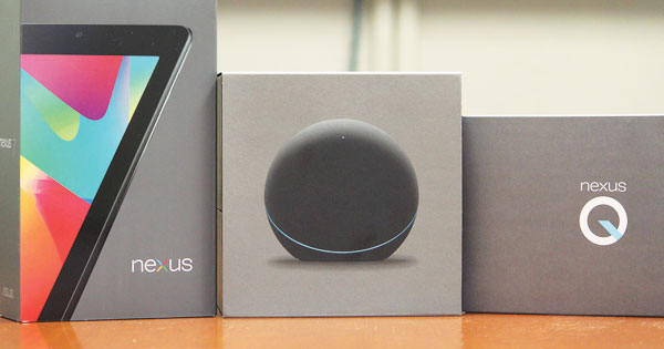 google device packaging