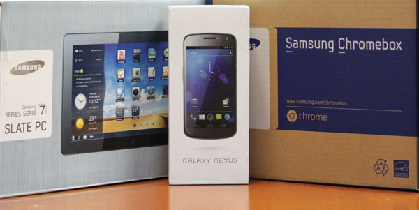 samsung device packaging