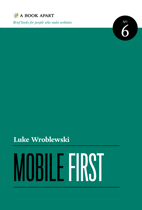 15% off my book Mobile First